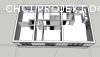 Poptávka: Projekt zděného přízemního domu.